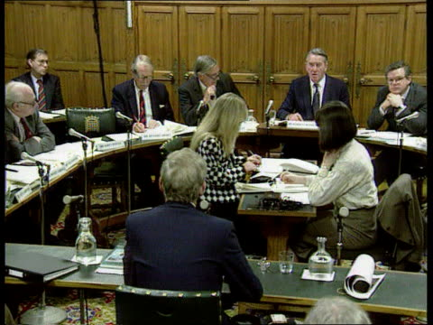 London Westminster CMS Dr Christopher Cowley speaking 'I believe enough was enough' TMS Members of Committee seated CMS Dr Christopher Cowley...