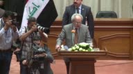 Iraqs new parliament charged with approving a new government and facing a blistering offensive by Sunni militants descended into chaos Tuesday with...