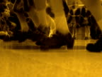 Irish oro Dancers