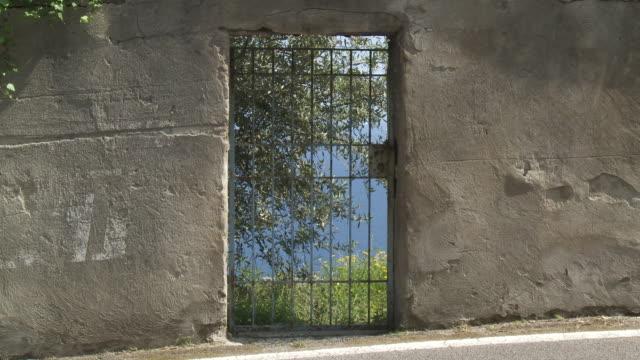 MS Iron gate at Amalfi coast / Amalfi, Campania, Italy