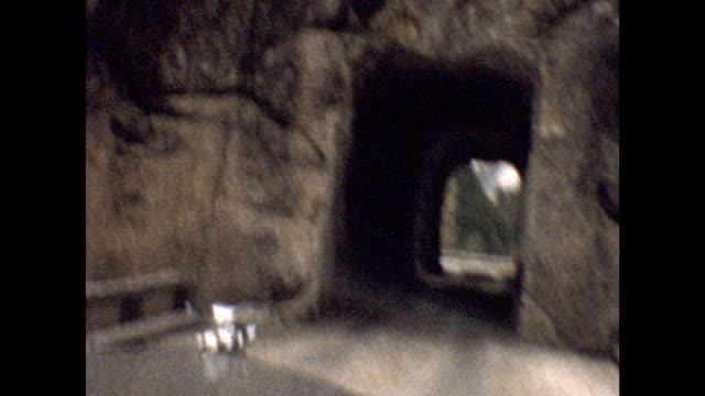 1947 Iron Mountain Tunnels