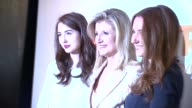 Isabella Huffington Arianna Huffington and Christina Huffington at The Trevor Project's 2014 'TrevorLIVE' Event Honoring Arianna Huffington at...