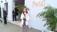 Isabelle Huppert at Piaget at the 2017 Film Independent Spirit Awards in Los Angeles CA