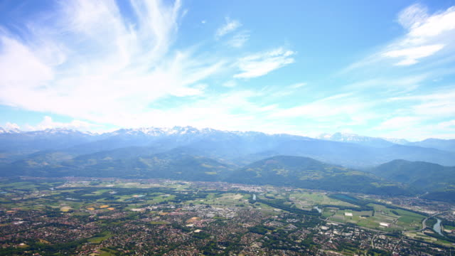 Isere valley time lapse video