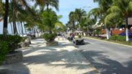 Isla Mujeres of Cancun coast