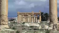 Islamic State militants on Sunday blew up the ancient temple of Baal Shamin in the UNESCO listed Syrian city of Palmyra an official said the latest...