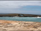 Island off of La'ie Point on Oahu.
