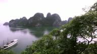 WS PAN Islands in bay / Ha Long Bay, Vietnam