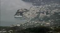Isola Lipari  - Aerial View - Sicily, Province of Messina, Lipari, Italy