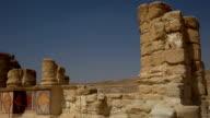 Israel- Masada, Northern Palace