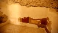 Israel- Masada, The Large Bathhouse