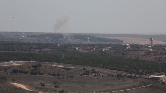 Israel shot down a Syrian fighter jet over the Golan Heights on Tuesday the army said indicating that the plane had crossed the ceasefire line into...