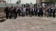 Israel will present to the public for the first time this week an impressive mosaic accidentally discovered in what was a wealthy neighbourhood in...