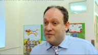 NICE issues new guidelines for food allergy testing Adam Fox interview SOT