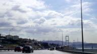 Istanbul BOSPORUS Bridge