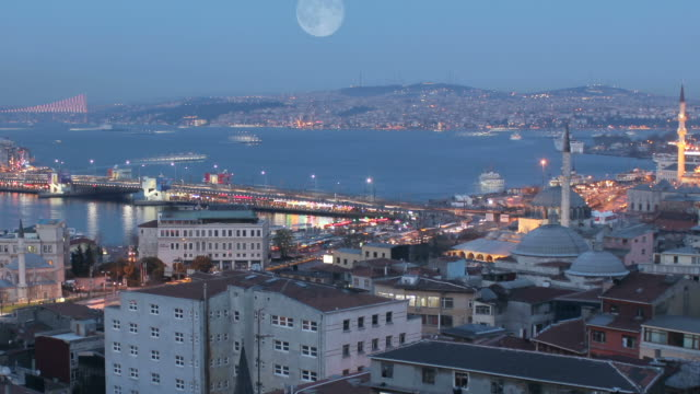 Istanbul Day and Night