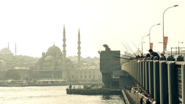Istanbul-Galata-Brücke