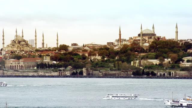 Istanbul,  Turkey, skyline Mosque