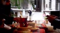 Istanbul Turkish Tea Terrasse