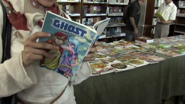 It is a massively popular book form that originated in Japan where it became a cultural phenomenon VOICED Algeria's homegrown manga a hit with the on...