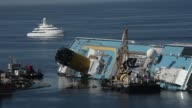 It is almost one year since the Costa Concordia cruise ship more than twice as big as the Titanic struck an offshore reef near the Italian island of...