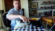 It no longer takes two to play chess or at least according to a new version of the game invented by Uruguayan Gabriel Baldi where up to four...