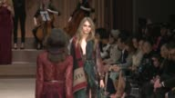 It was Burberry's turn on the catwalk Monday during London Fashion Week which officially opened Friday showcasing upandcoming designers and...