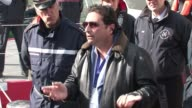 Italian captain Francesco Schettino lashed out at the media on Thursday after his first return to the Costa Concordia saying the investigation into...