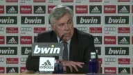 Italian Carlo Ancelotti was finally confirmed as new Real Madrid coach on Tuesday 24 days after Jose Mourinho left Madrid to return to English side...