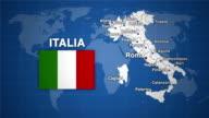 HD Italy Animation - 3 version