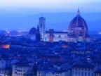 Italy, Florence, Duomo at dusk