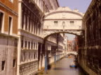 Italy, Venice, Bridge of Sighs