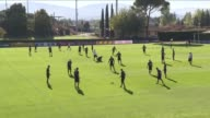 Italy's national football team prepares to face Spain on Thursday evening in Turin in a qualifying game for the 2018 World Cup