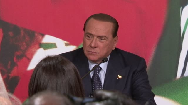 Italy's Silvio Berlusconi on Monday requested a review of his tax fraud trial ahead of a vote this week that will likely force him from parliament...