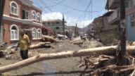 It's been less than a week since Hurricane Maria largely destroyed the Caribbean island of Dominica but despite cutoff supplies and extreme...