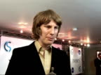 Arrivals interviews and winners posing with awards Scott Matthews interview SOT Discusses winning award for Best song musically and lyrically/ talks...