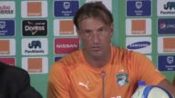 Ivory Coast coach Herve Renard dedicates a dramatic Africa Cup of Nations final triumph to the people of the West African country