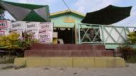 MS Iwayne's bar / Brightown, Barbados