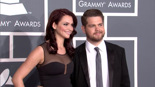 Jack Osbourne at The 55th Annual GRAMMY Awards Arrivals in Los Angeles CA on 2/10/13