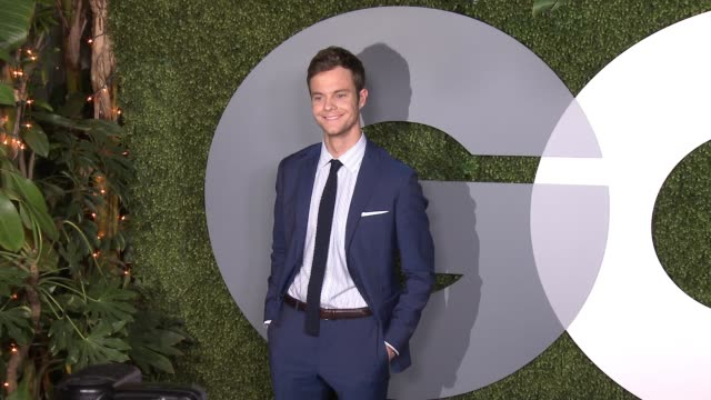 Jack Quaid at 2016 GQ Men Of The Year Party at Chateau Marmont on December 08 2016 in Los Angeles California