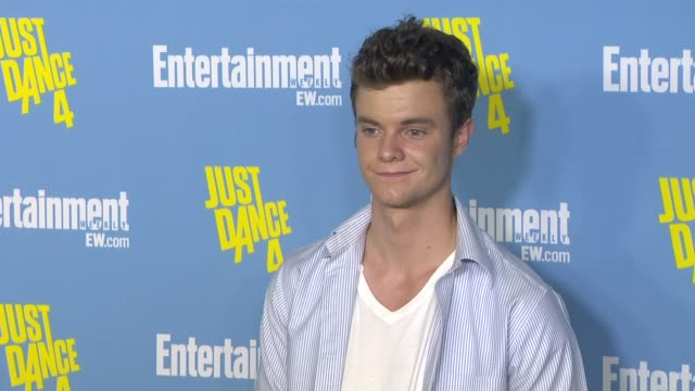 Jack Quaid at Entertainment Weekly's 6th Annual ComicCon Celebration Sponsored By Just Dance 4 on 7/14/12 in San Diego CA