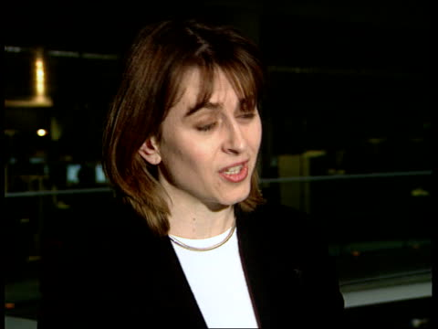 Jack Straw plan for combatting youth crime London ITN Fran Russell intvw Both political parties using juvenile crime as political football/ not using...
