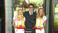 CLEAN 'Jackass Presents Bad Grandpa' Los Angeles Premiere in Hollywood CA on