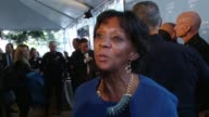 INTERVIEW Jackie Lacey on the importance of this event and how the safe house helps address child sexual abuse at The Rape Foundation's Dedication...