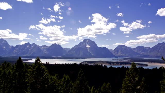 Jackson Hole, Wyoming Time Lapse