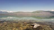 Jackson Lake in Glacier National Park real time