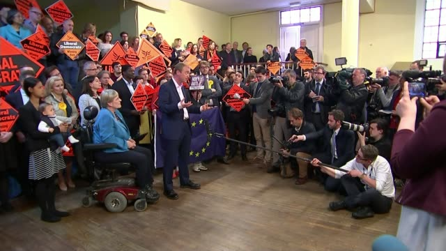 Jacob ReesMogg 'completely opposed to abortion' DATE Tim Farron along to applause at Liberal Democrat rally during 2017 General Election and refusing...