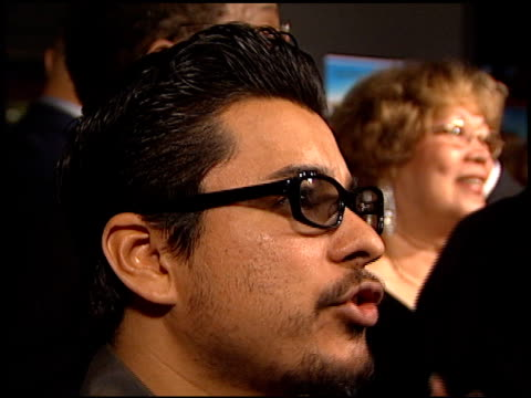 Jacob Vargas at the 'Next Friday' Premiere at the Cinerama Dome at ArcLight Cinemas in Hollywood California on January 11 2000