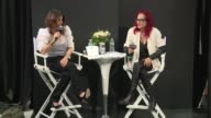 SPEECH – Jacqueline Demeterio and Patricia Field on storytelling through fashion and thank guests Macy's and the Mayor's office at Patricia Field...