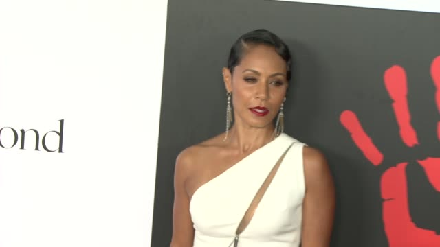 Jada Pinkett Smith at the 2nd Annual Diamond Ball at Barker Hangar on December 10 2015 in Santa Monica California